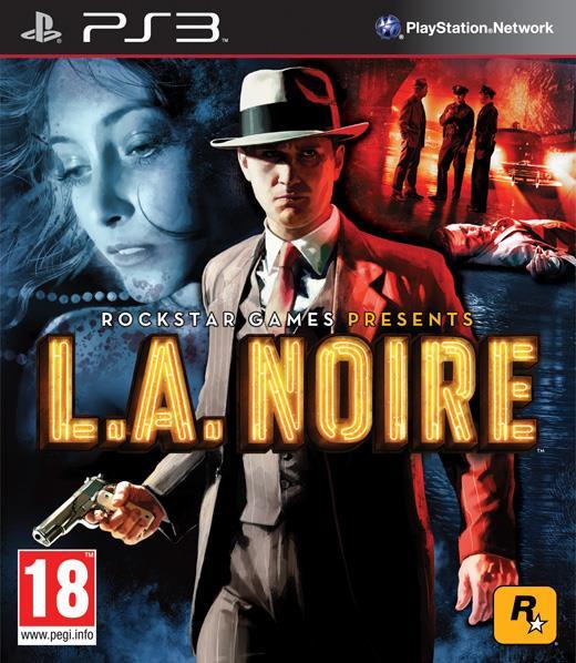 Igra LA NOIRE PS3