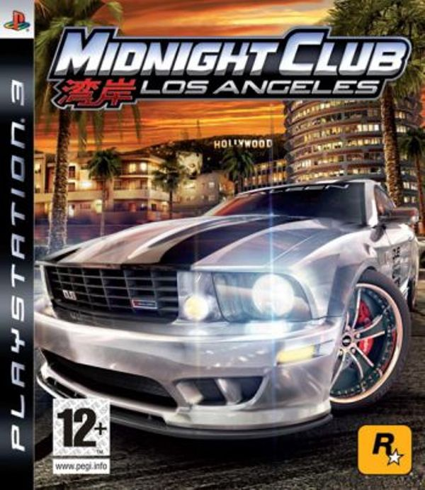 Igra MIDNIGHT CLUB:L.A. COMPL. PS3