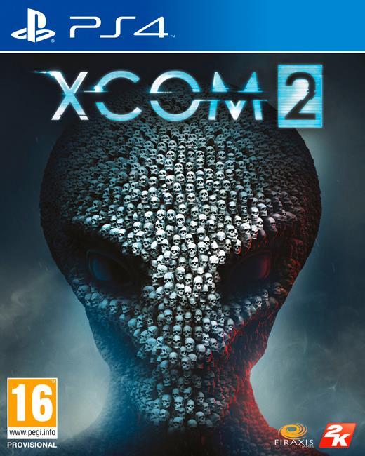 Igra XCOM 2 PS4