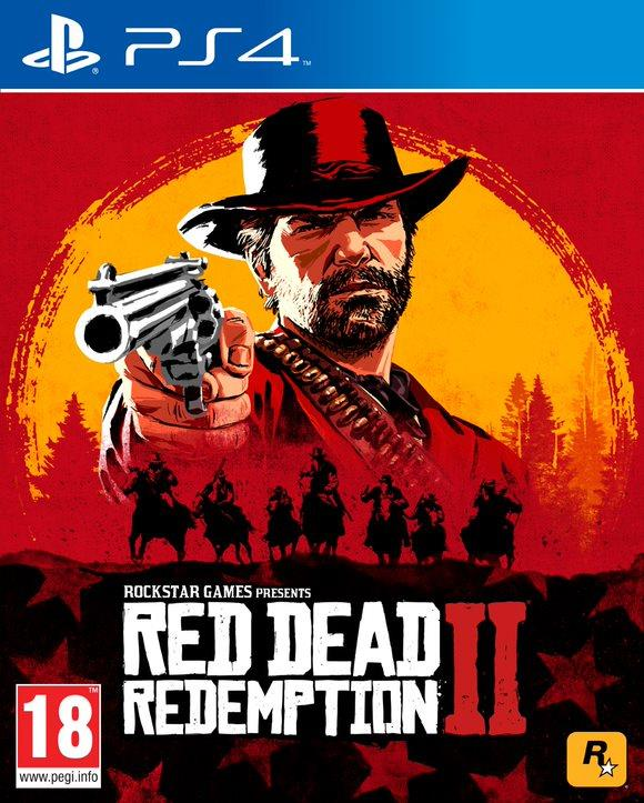 Igra RED DEAD REDEMPTION 2 PS4