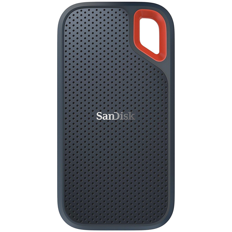 Zunanji trdi diski SANDISK 500GB EXTREME POR TABLE SSD. USB-C