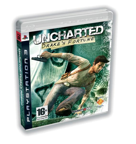 Igra UNCHARTED DRAKE'S FORTUNE PS3