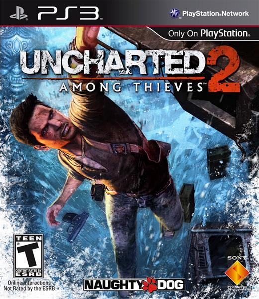 Igra UNCHARTED 2 AMONG THIEVES PS3 IGRA