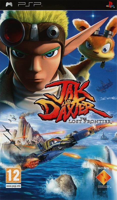 Igra JAK & DAXTER LOST FRONTIER PSP IGRA