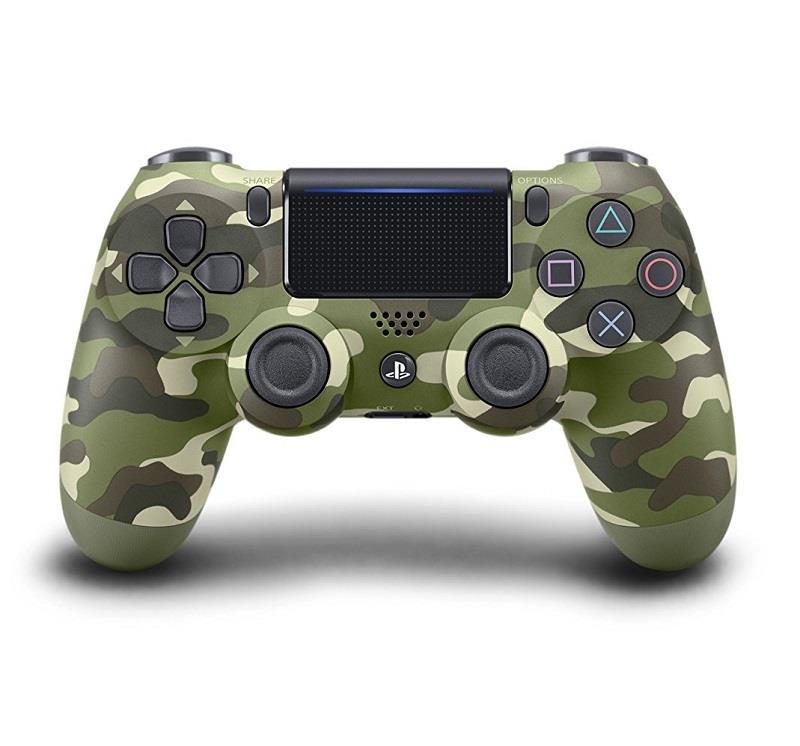 Igralni dodatek PS4 DUALSHOCK CONTROLLER GREEN PS4