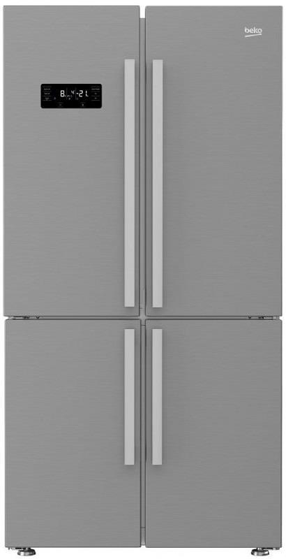 Hladilnik GN1416221XP AMER. HLAD. BEKO