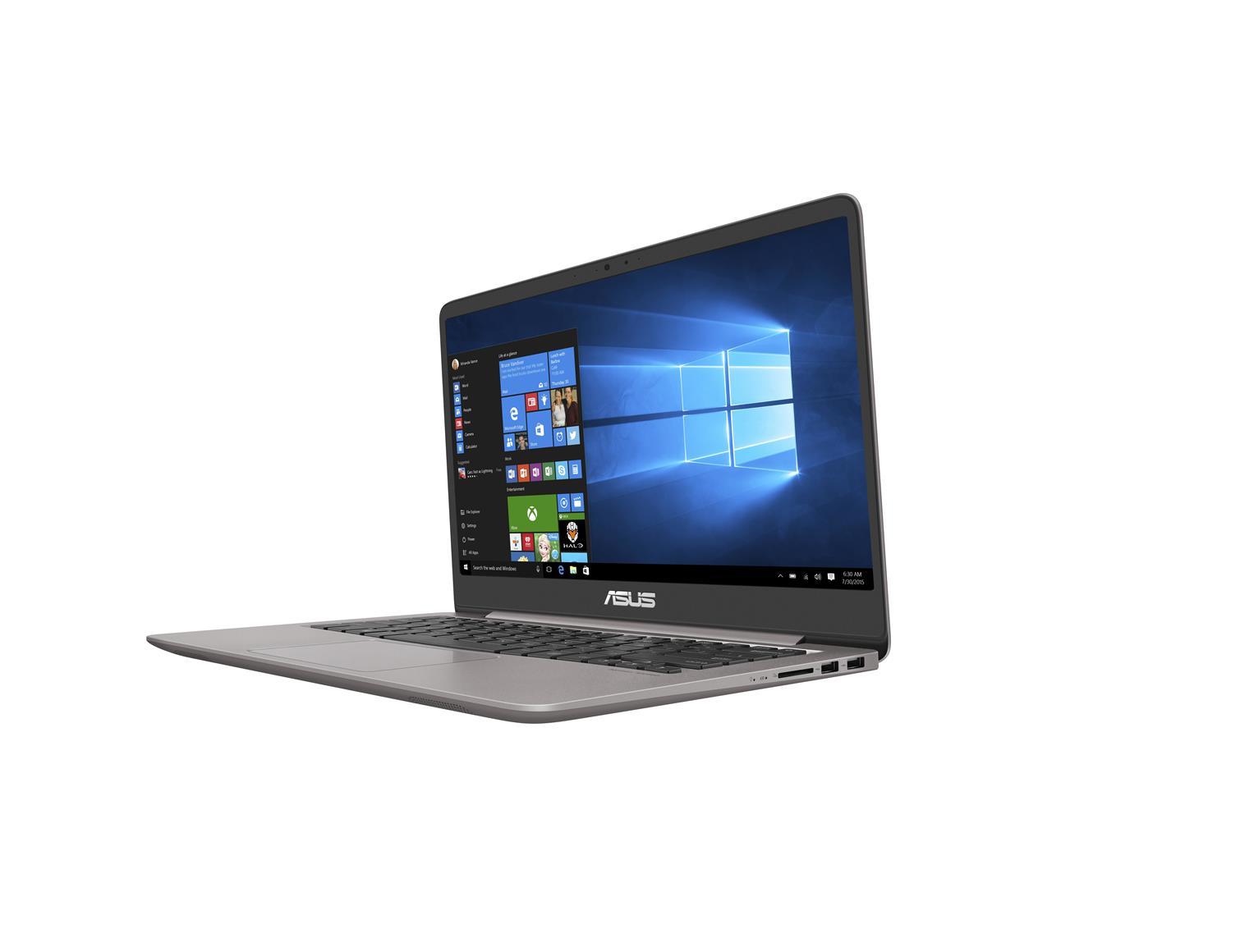 Prenosni računalnik UX410UA-GV027T I5-7200U ASUS 8GB/256GB/W10