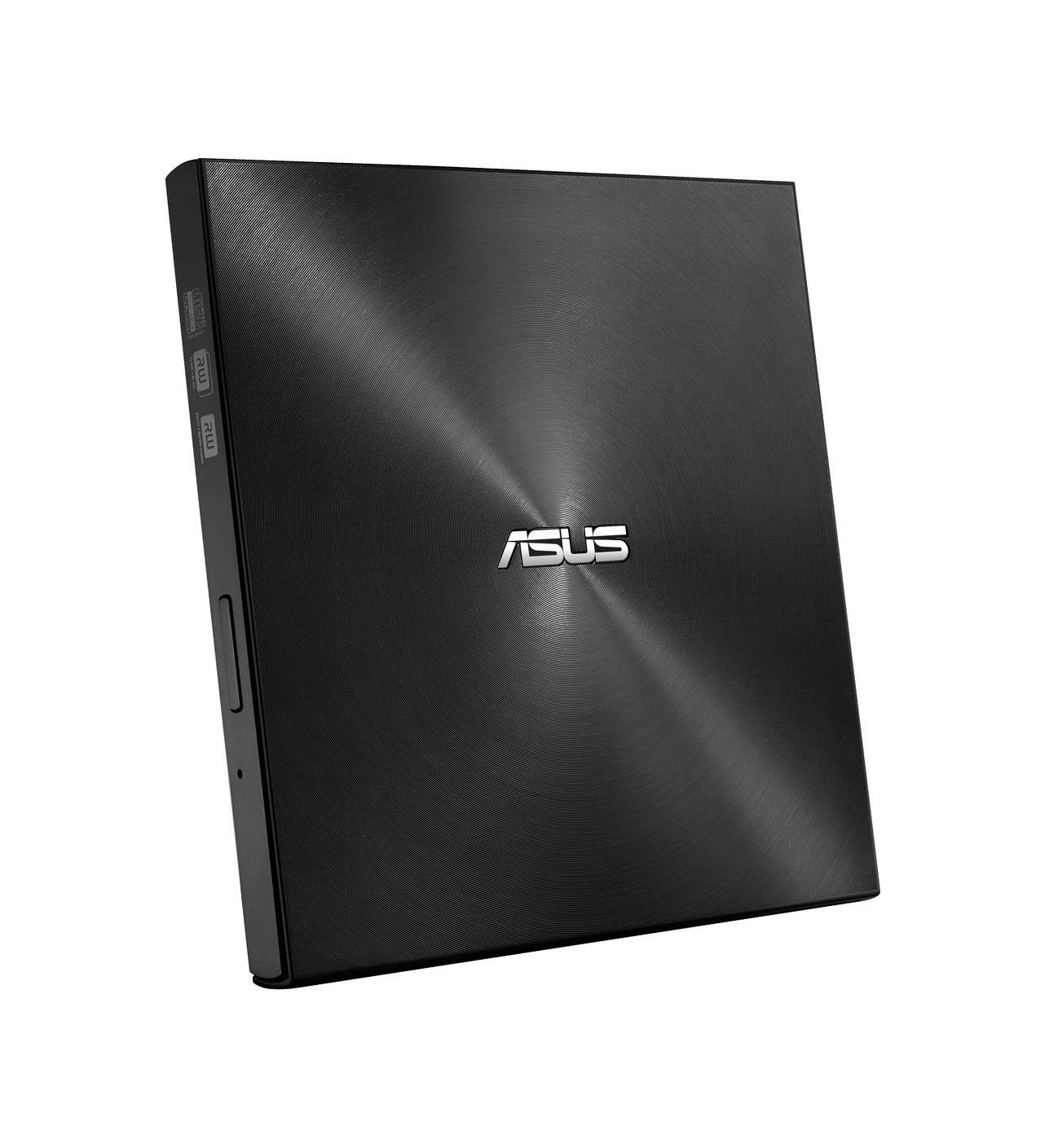 Bralnik in zapisovalnik ZENDRIVE U9M 8X DVD USB C/A ČRN ASUS