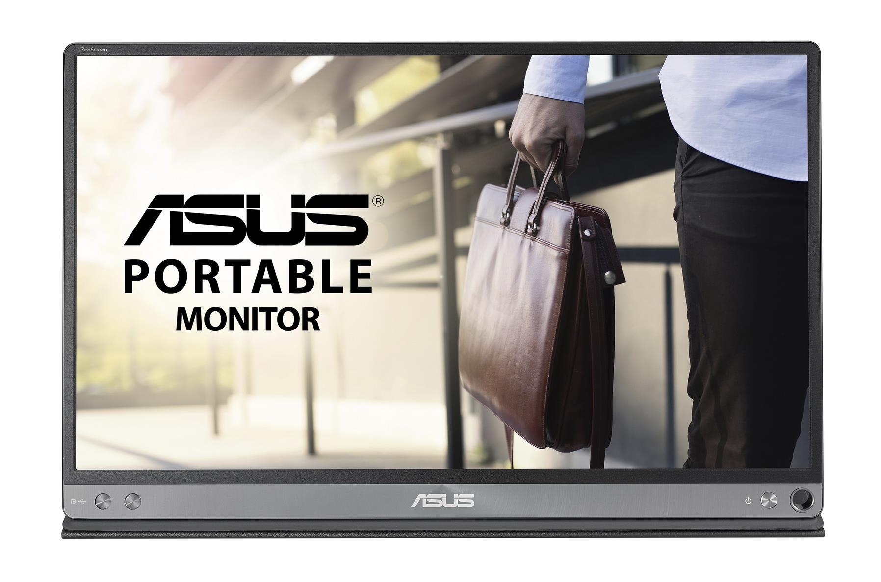"""Monitor ASUS ZENSCREEN MB16AC 39.6CM (15.6"""") FHD USB-C"""