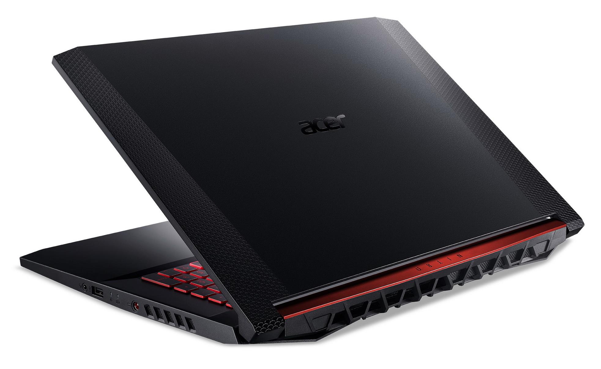 Prenosni računalnik NITRO 5 17 AN517-51-70CE I7-9750H/16G/256+1T/1660T