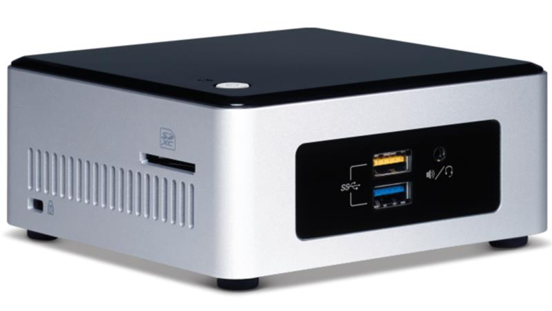 Namizni računalnik NUC KIT CELERON N3050 NUC5CPYH 2.5 / INTEL