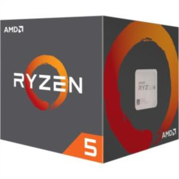 Računalniška oprema in dodatki CPU AMD RYZEN 5 2600X + WRAITH SPIRE 95W