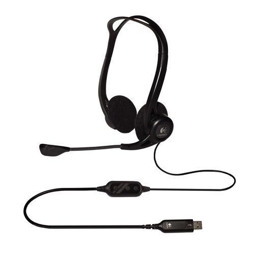 Slušalka SLUŠALKE LOGITECH PC HEAD SET 960 USB OEM