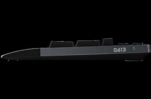 Tipkovnica G613 BREZŽIČNA TIPKOVNICA LOGITECH MECHANICAL