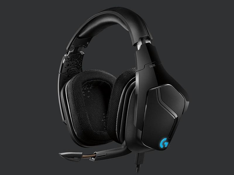 Slušalka G635 7.1 LIGHTSYNC LOGITECH 981-000750