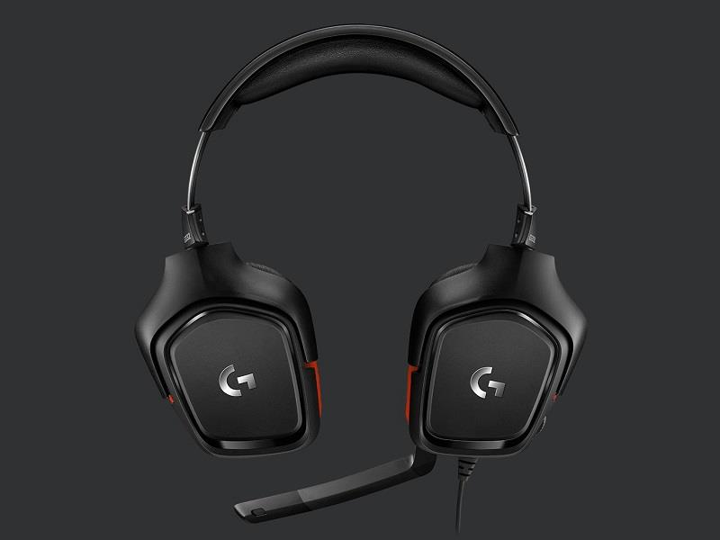 Slušalka G332 GAMING LOGITECH 981-000757