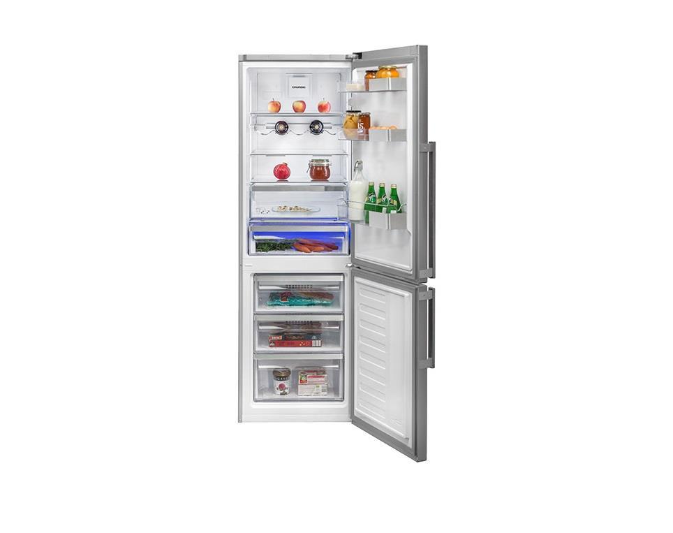 Hladilnik GKN16820FX HLAD. Z ZAMRZ. GRUNDIG
