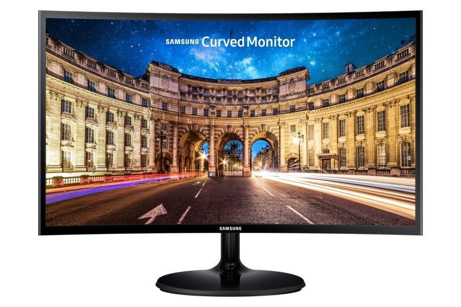 Monitor C24F390FHU 23.5 CURVED SAMSUNG