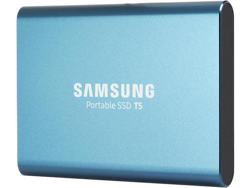 Zunanji trdi diski 500GB USB 3.1 GEN2 V-NAND TLC UASP MODER SAMSUNG