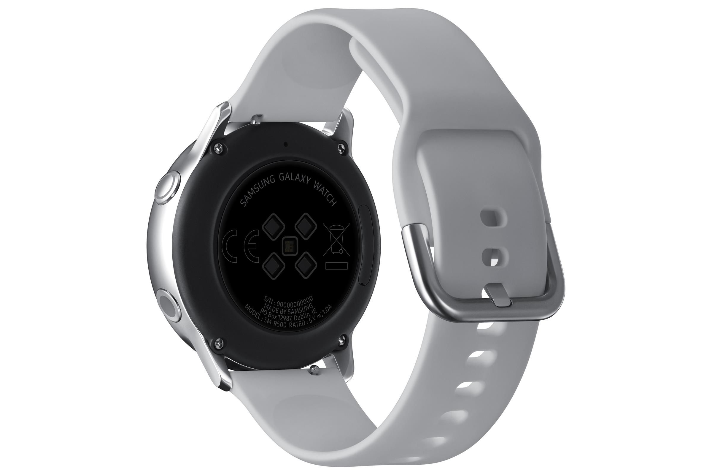 Pametna ura GALAXY WATCH ACTIVE SILVER SAMSUNG
