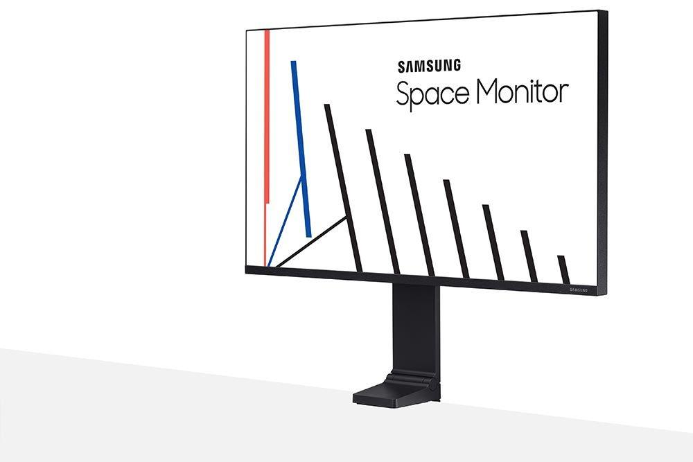 Monitor S32R750UE SPACE MONITOR MONITOR 3840X2160