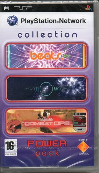Igra PSP POWER PACK PSP KOMPLET 3 IGER