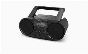 Prenosni radio ZSPS50 ČRN PREN. RADIO SONY