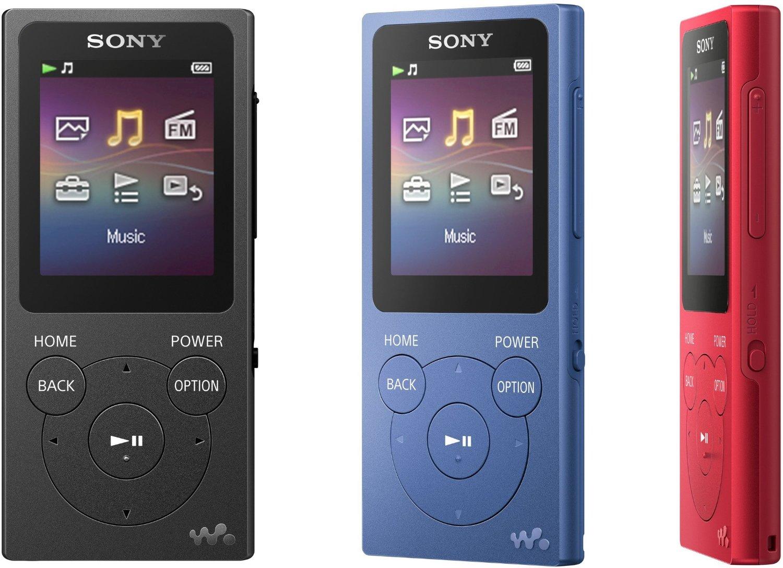 MP3 predvajalnik NWE394B MP4 PREDVAJALNIK SONY