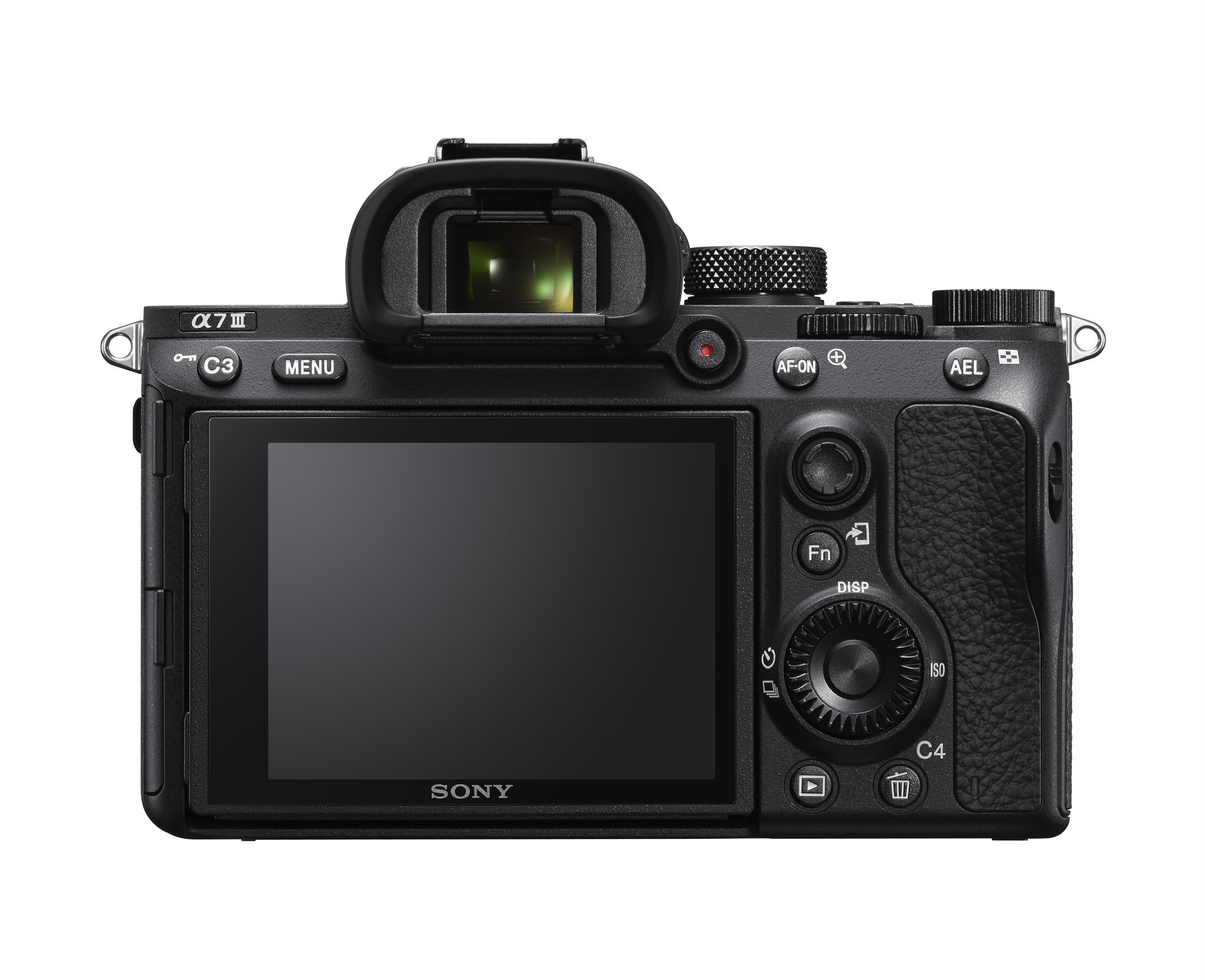 Sistemski fotoaparat ILCE7M3KB.CEC + ALPHA 7 SONY ALPHA 7 M3 III
