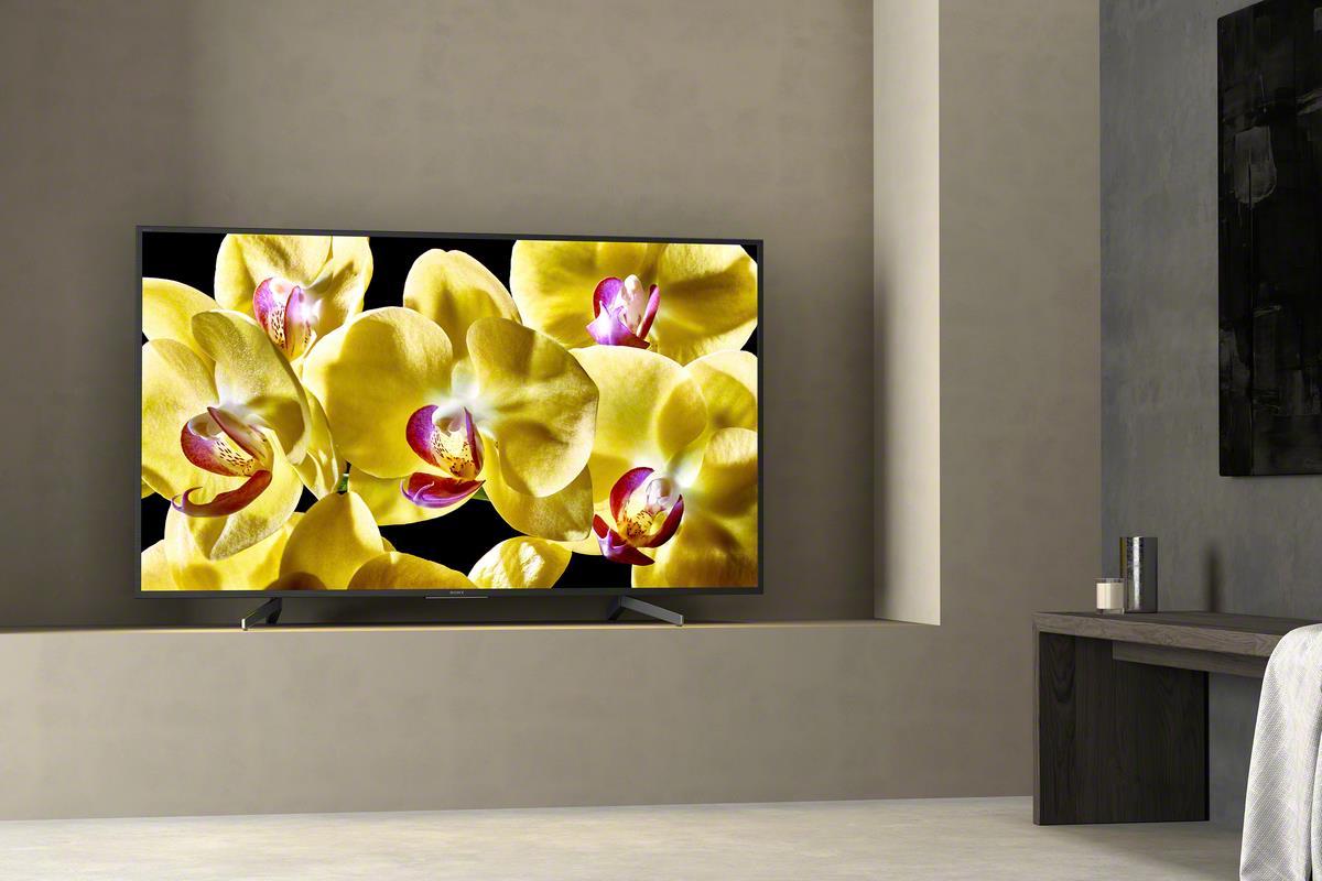 Tv sprejemniki KD55XG8096BAEP SONY