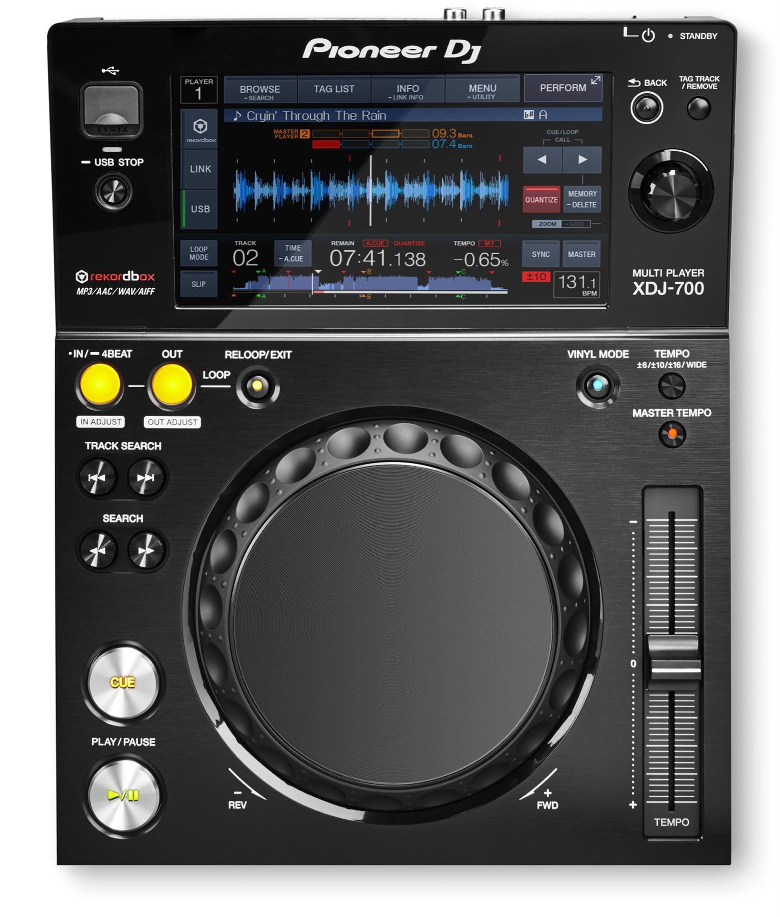 MP3 predvajalnik XDJ-700 PIONEER
