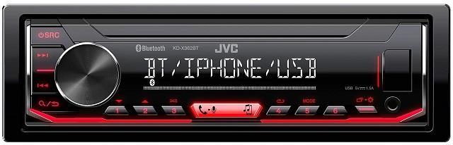Avtoradio KDX362BT AVTORADIO JVC