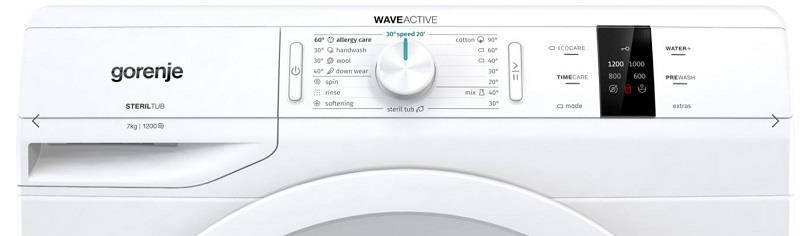 Pralni stroj WP723 WAVEACTIVE PR. STR GORENJE