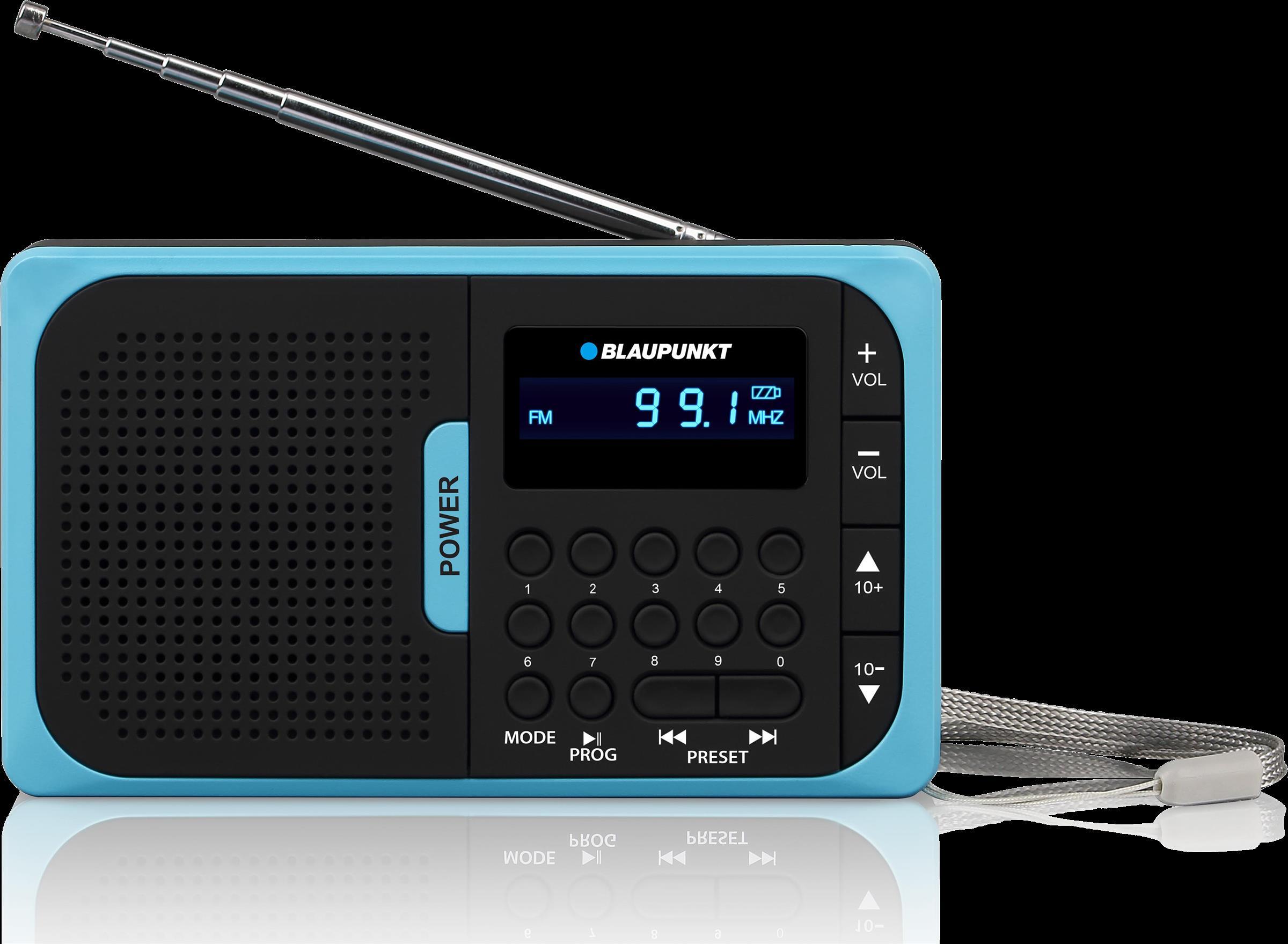 Tranzistor PR5BL ŽEPNI RADIO BLAUPUNKT
