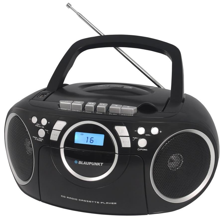 Prenosni radio PRENOSNI RADIO BB16BK BLAUPUNKT