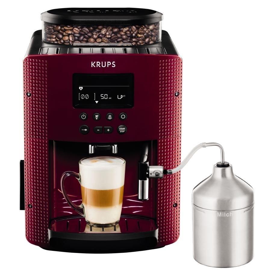 Aparat za kavo EA816570 ESPRESSERIA KRUPS