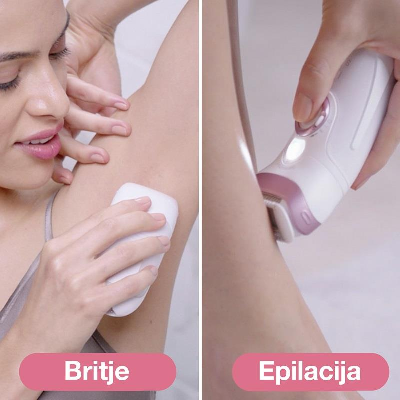 Epilator SILK-EPIL 5-885BS BRAUN
