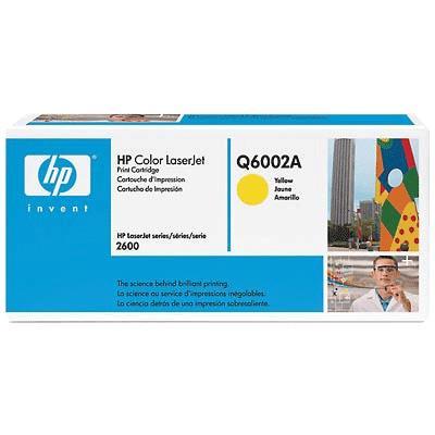 Toner/črnilo Q6002A YELLOW LJ2600 HP
