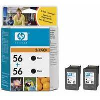 Toner/črnilo HP56 TWIN PACK HP
