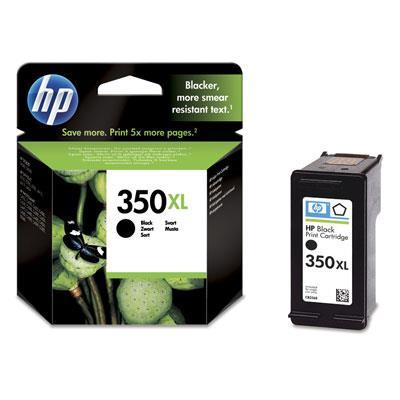 Toner/črnilo HP350XL ČRNA C4280,DJ4260 HP DJ5780,5785