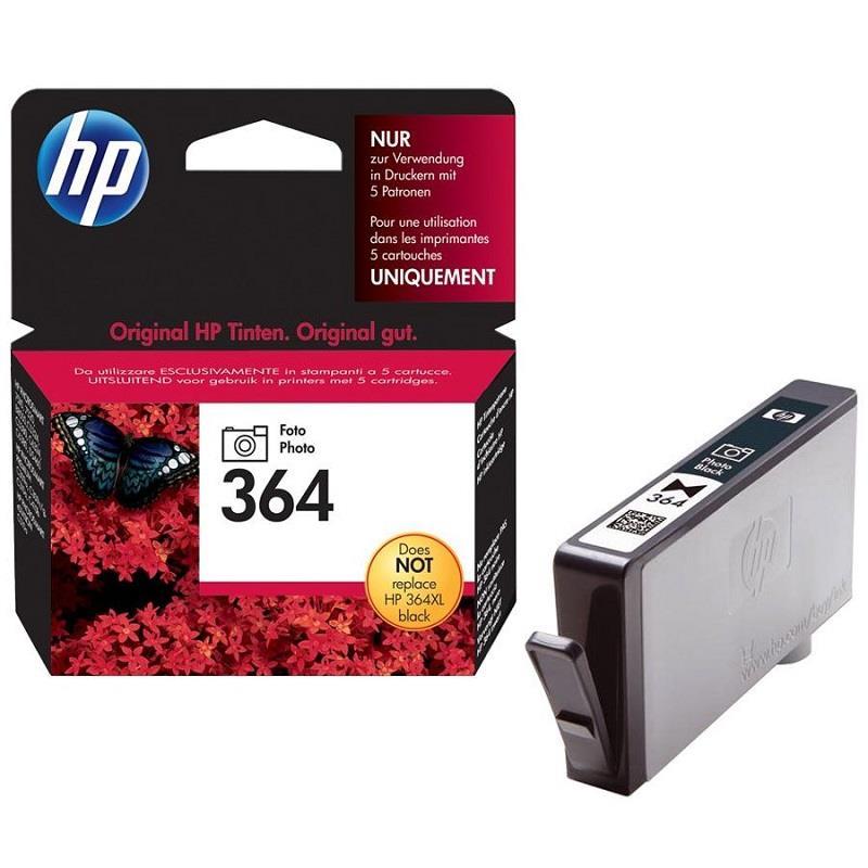 Toner/črnilo HP364 PHOTO BK YCB317EE HP