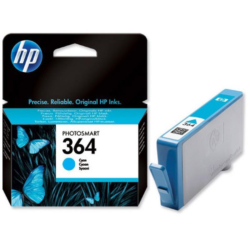 Toner/črnilo HP364 CYAN YCB318EE HP