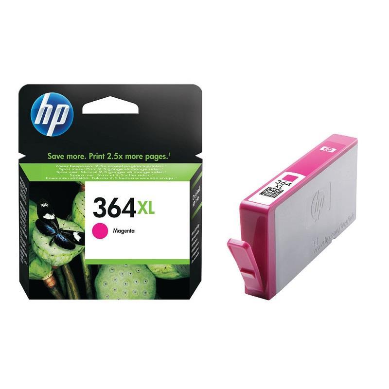 Toner/črnilo HP364XL M YCB324EE HP