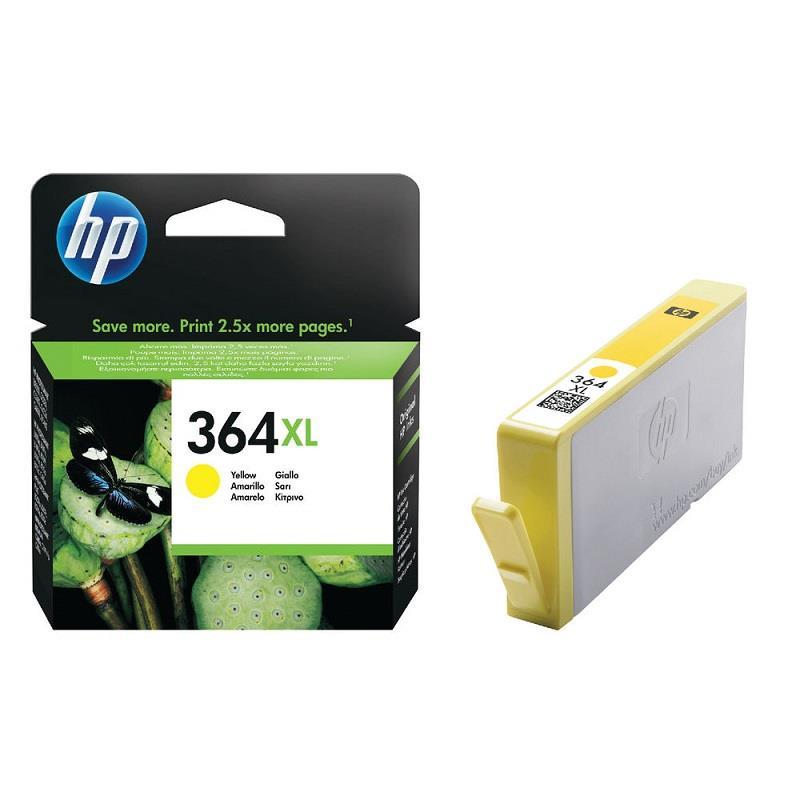 Toner/črnilo HP364XL Y YCB325EE HP
