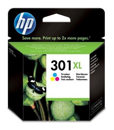 Toner/črnilo HP301XL CL HP