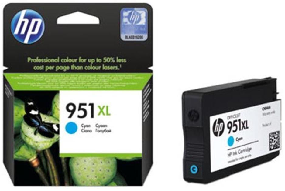 Toner/črnilo HP 951XL CN046AE CYAN INK CARTRIDGE
