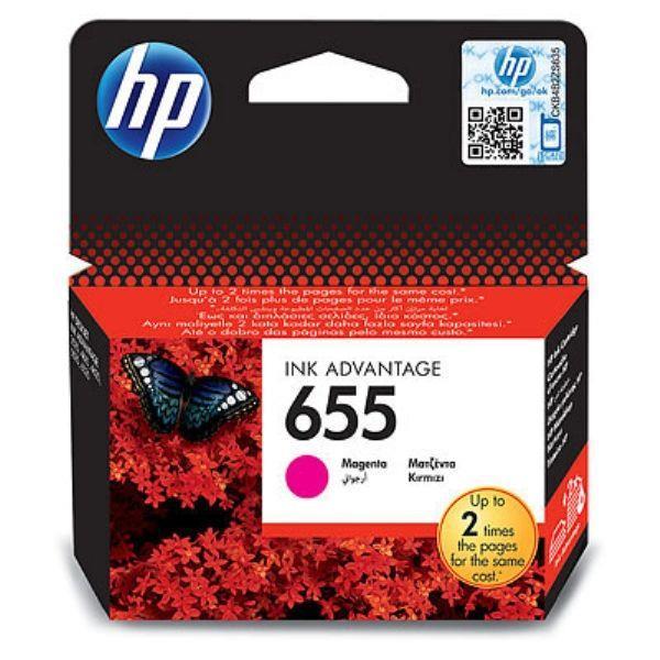 Toner/črnilo HP 655 MAGENTA HP