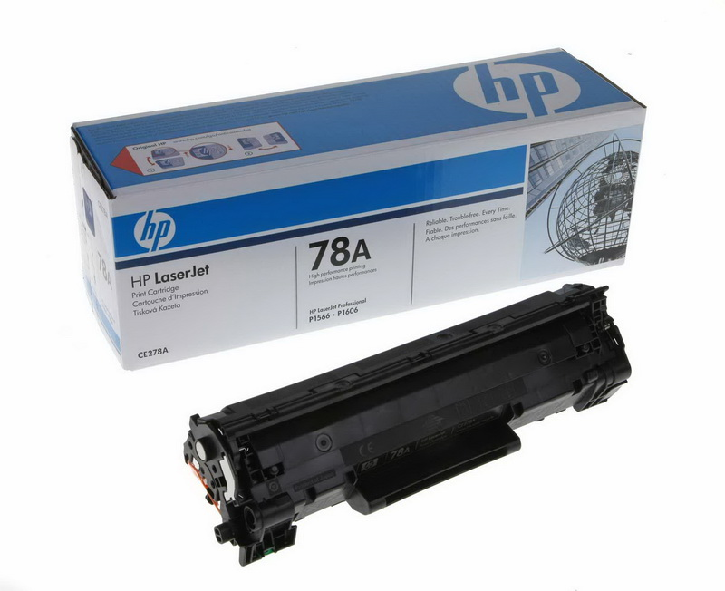 Toner/črnilo CE278A BL.TONER 2100STR P1560/P1600/M1536DNF HP