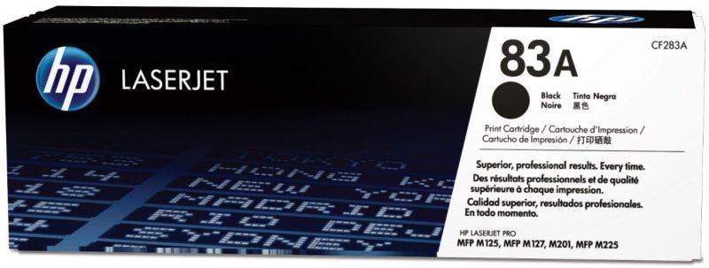 Toner/črnilo HP 83A BLACK LASERJET TON HP