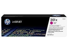 Toner/črnilo 201X MAGENTA LASERJET TONER HP
